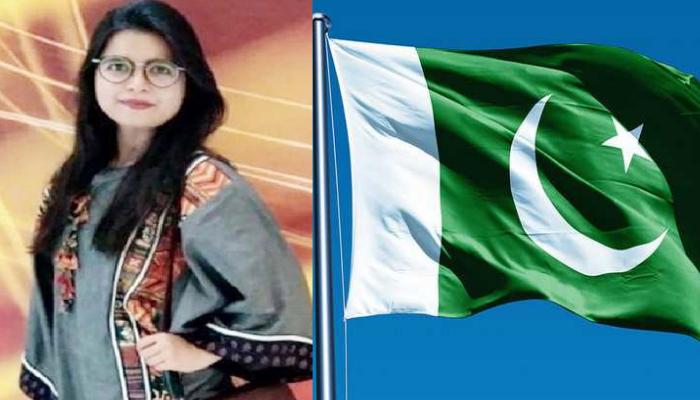 पाकिस्तान की हिंदू लड़की,नाम में जिसके 'राम' किया ऐसा गजब काम