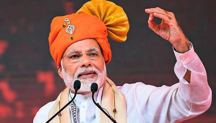 भारत के प्रधानमंत्री मोदी बने सबसे लोकप्रिय नेता,13 शक्तिशाली राष्ट्रो के प्रधानों को छोड़ा पीछे