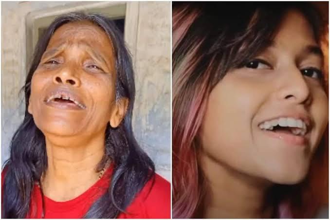 रानु मोन्दल फिर से आई चर्चए में ' मानिका मगे हिथे ' गाना गाया, ये सुनकर फैंन्स के रिएक्शन थै कुछ ऐसे।